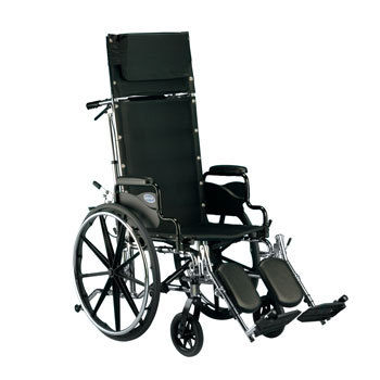 Recliner Wheelchair - A recliner wheelchair is a high back wheelchair it is usually constructed with a high seat-back along with a padded headrest for the ...  sc 1 st  BigAppleMobility is # 1 Electric Scooter and Wheelchair Company in ... & BigAppleMobility is # 1 Electric Scooter and Wheelchair Company in ... islam-shia.org